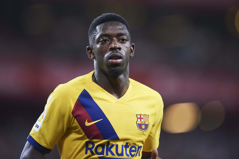Ousmane Dembele Out 5 Weeks with Injury Amid Neymar Transfer Rumours
