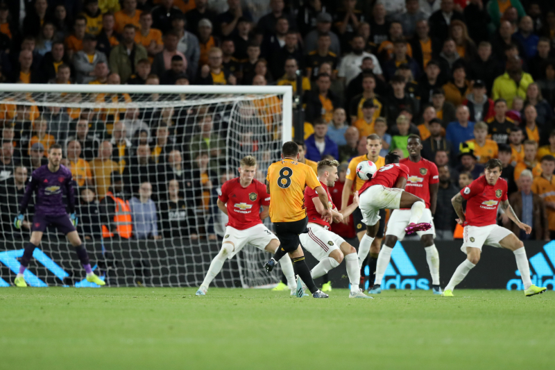 Manchester United Held to 1-1 Draw by Wolves After Ruben Neves' Stunning Goal