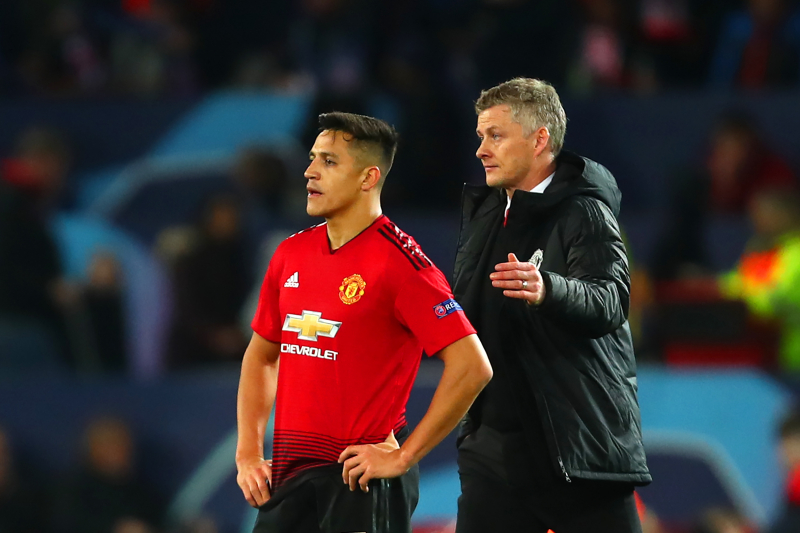 Ole Gunnar Solskjaer Discusses Alexis Sanchez's Future Amid Inter Milan Rumours