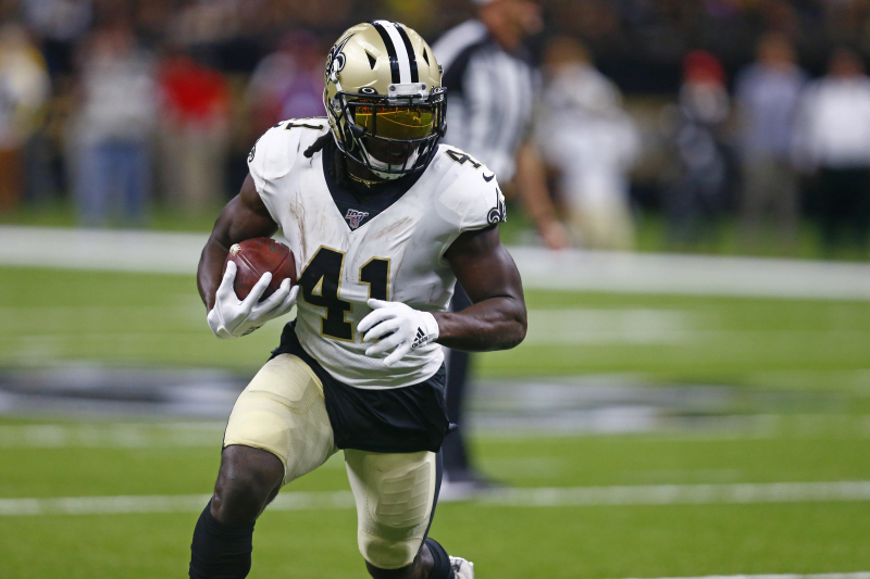 Fantasy Football 2019: Updated Rankings and Advice for Team Names