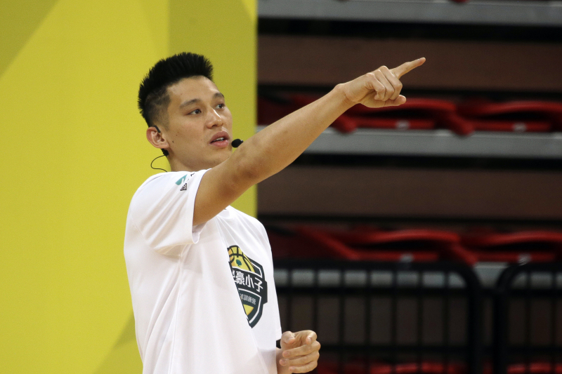 Report: Free-Agent Jeremy Lin, Chinese Team Beijing Ducks Nearing Contract