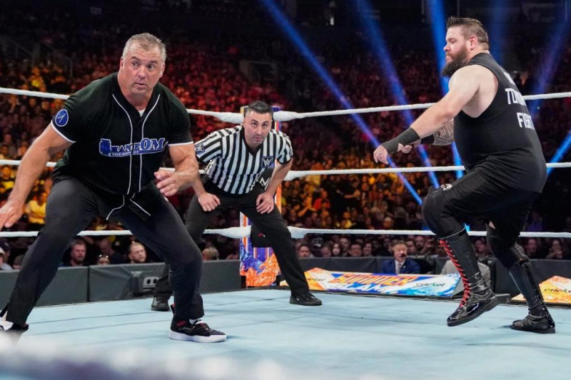 Time for Kevin Owens to Ditch Shane McMahon, Return to WWE SmackDown Title Scene