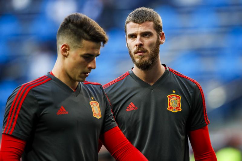Robert Moreno: Spain No. 1 Spot Not Certain for David De Gea, Kepa Arrizabalaga