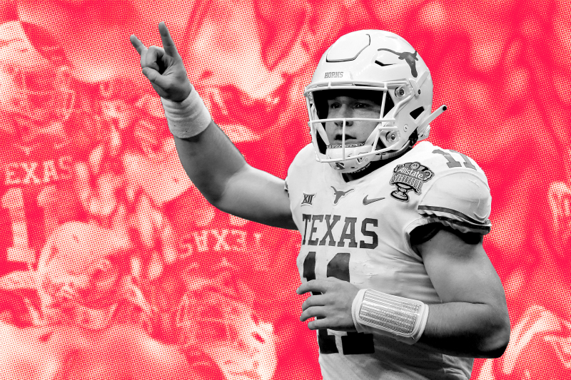 'Pride in the Grind': QB Sam Ehlinger's Journey from Heartbreak to Heisman Hopes