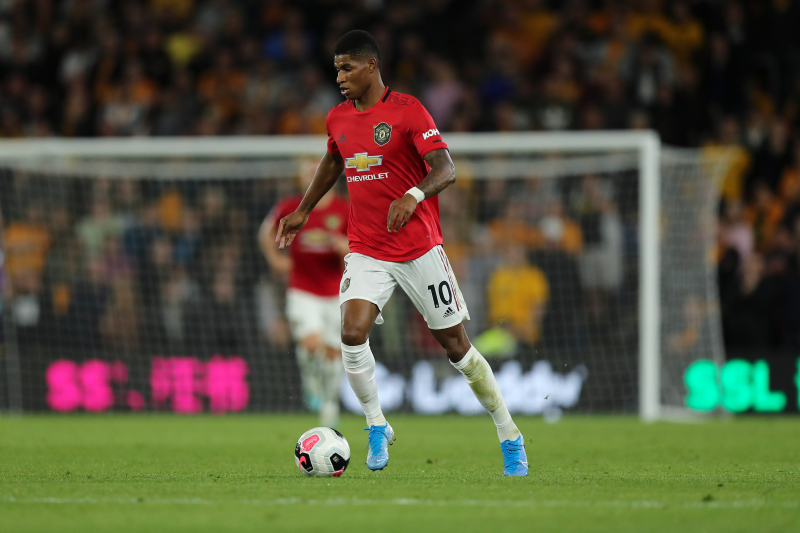 Marcus Rashford: Manchester United 'Know We've Improved' Despite Wolves Draw