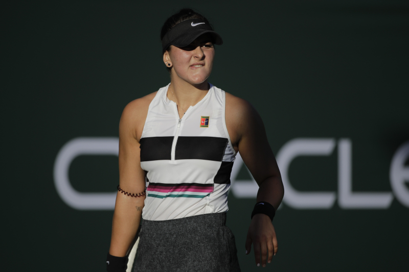 Man Arrested After Posing as Genie Bouchard's Brother, Making Fraudulent Charges
