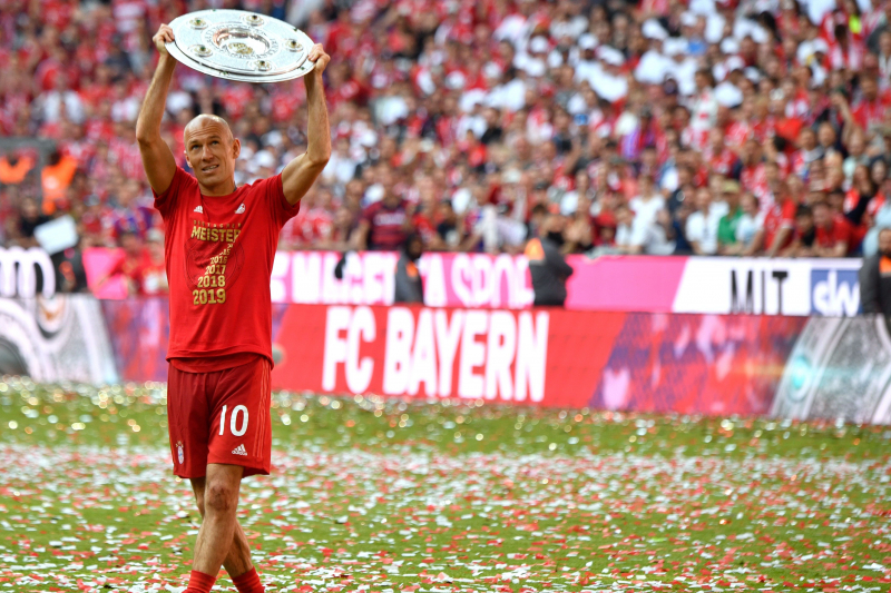 Arjen Robben Talks Philippe Coutinho, Says New Bayern Signing Is 'World-Class'