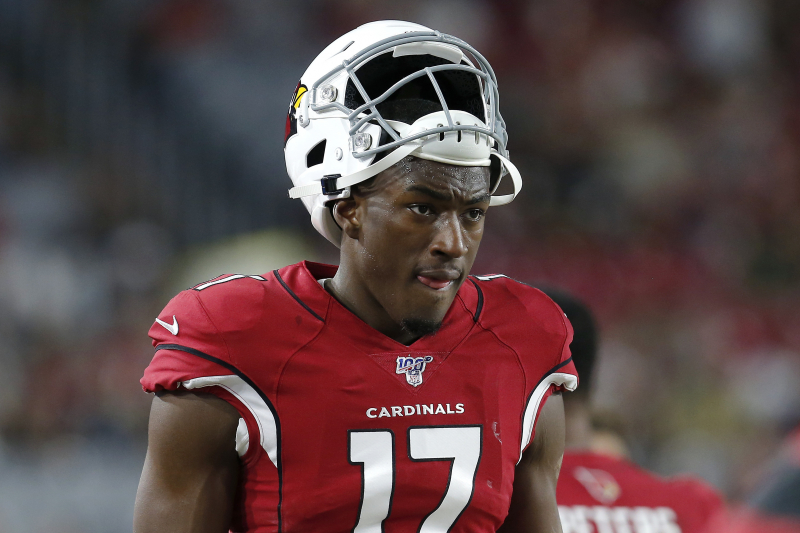 Cardinals Rumors: Hakeem Butler's Hand Injury Diagnosed as Fracture; IR Possible