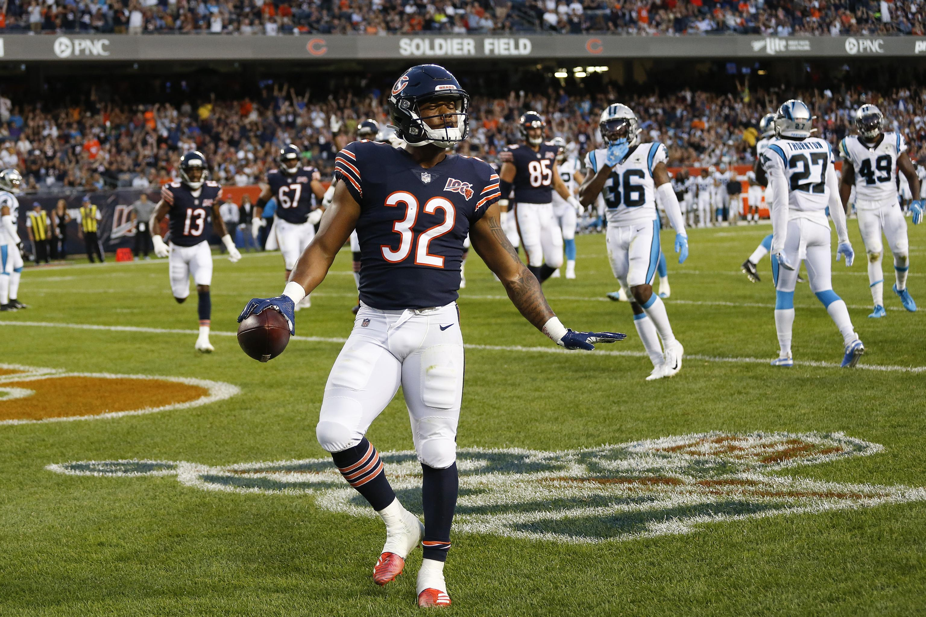 Fantasy Alert: Bears 'In Love' with RB David Montgomery Ahead of 2019  Season | Bleacher Report | Latest News, Videos and Highlights