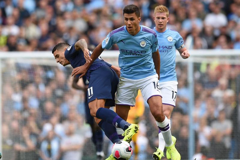 Rodri Assesses Manchester City Start, VAR Controversy in Tottenham Draw