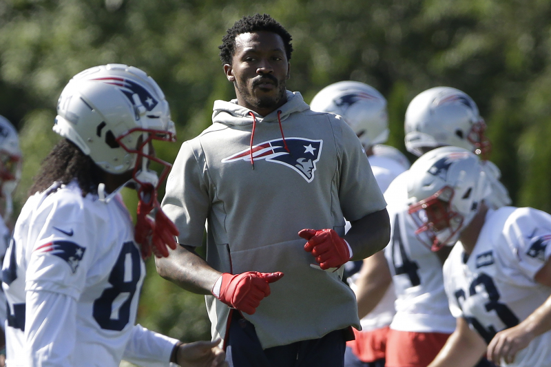 Patriots News: Demaryius Thomas Returns to Practice After Achilles Injury Rehab