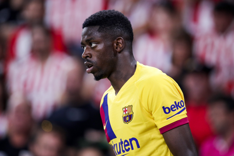 Ousmane Dembele's Agent Denies He Flew to Senegal After Barcelona Defeat