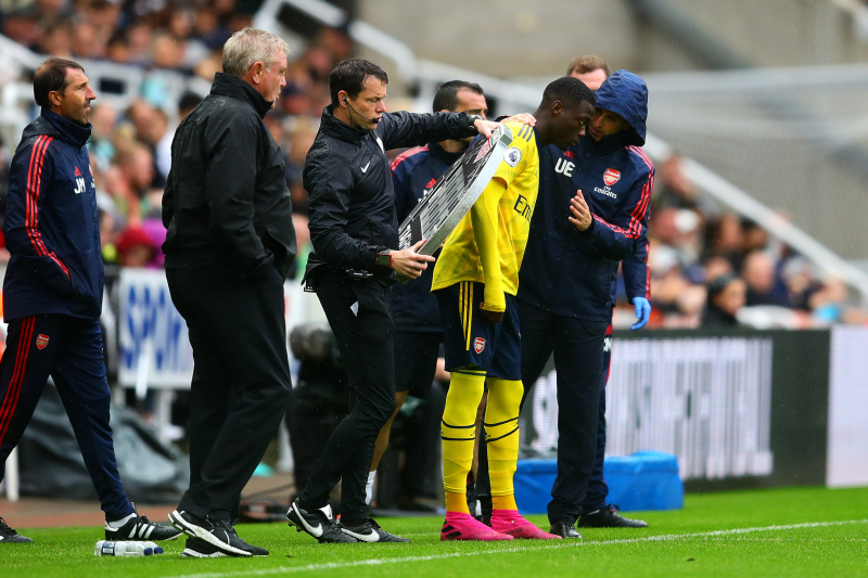 Nicolas Pepe Talks Unai Emery Arsenal Influence, Champions League Ambitions