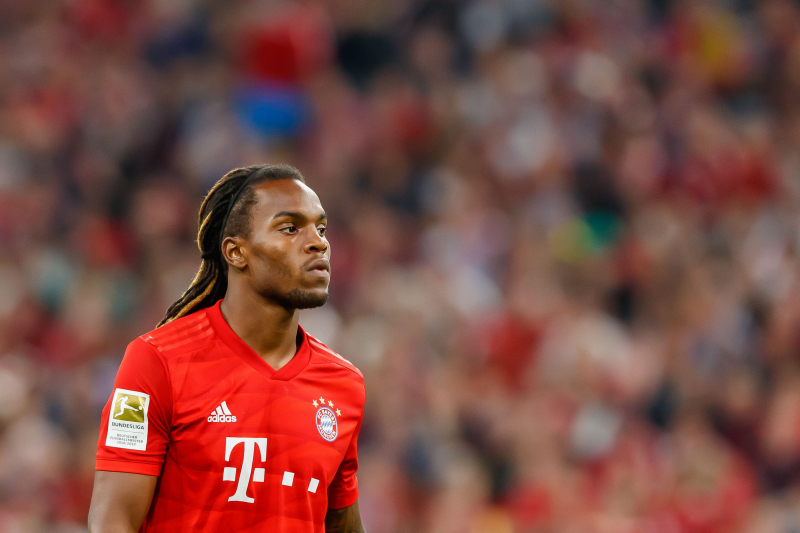 Bayern Sporting Director 'Didn't Understand' Renato Sanches Game Time Complaints