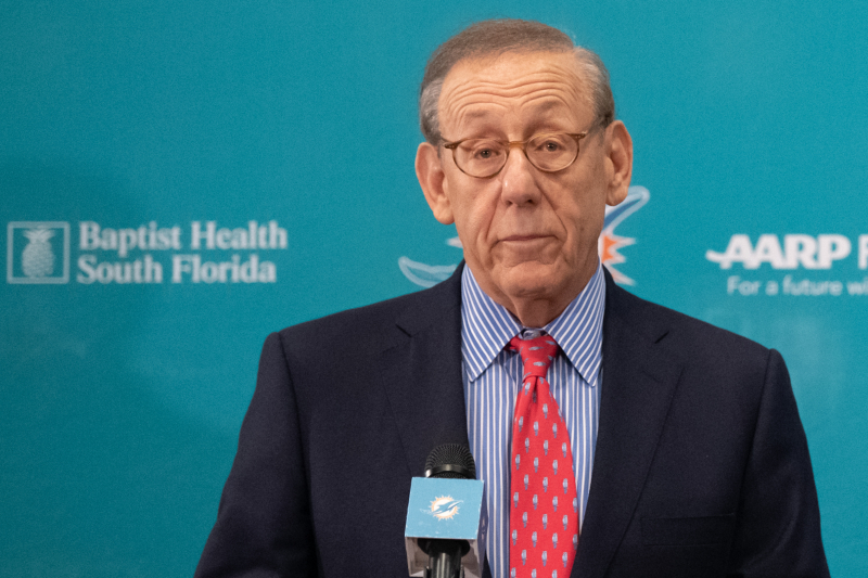 Chris Long: Dolphins' Stephen Ross Removed from NFL Committee on Social Justice