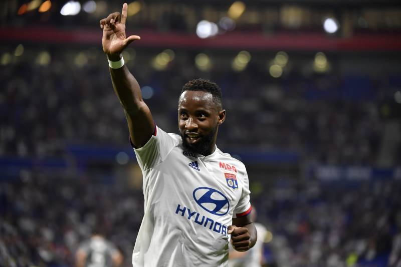 finest selection 75093 51ae9 Lyon President 'Not Interested' in Juventus Offer for Moussa ...