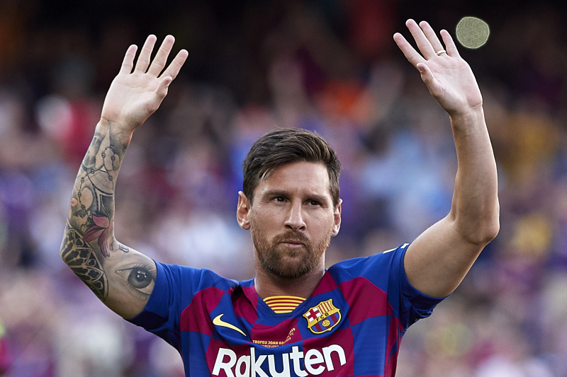 Report: Lionel Messi Expected to Return from Injury for Barcelona vs. Real Betis