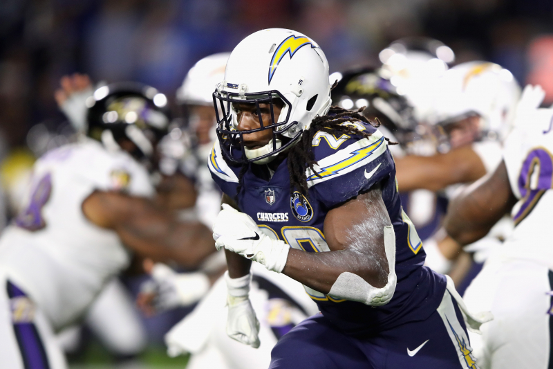 NFL Rumors: Latest Buzz on Melvin Gordon, Ezekiel Elliott Contracts and More
