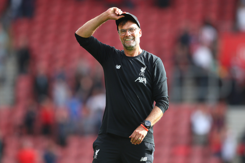 Liverpool's Jurgen Klopp Confirms He Did UCL Talk in Cristiano Ronaldo Underwear