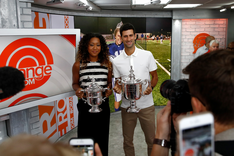 US Open Tennis 2019 Draw: Date, Time, Live Stream Info and More