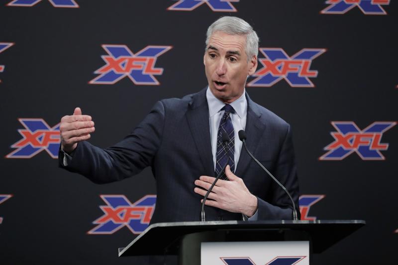 XFL Officially Announces Team Names, Unveils Logos for League's 2020 Season