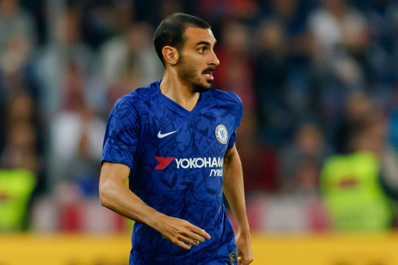 Davide Zappacosta Joins Roma on Six-Month Loan from Chelsea