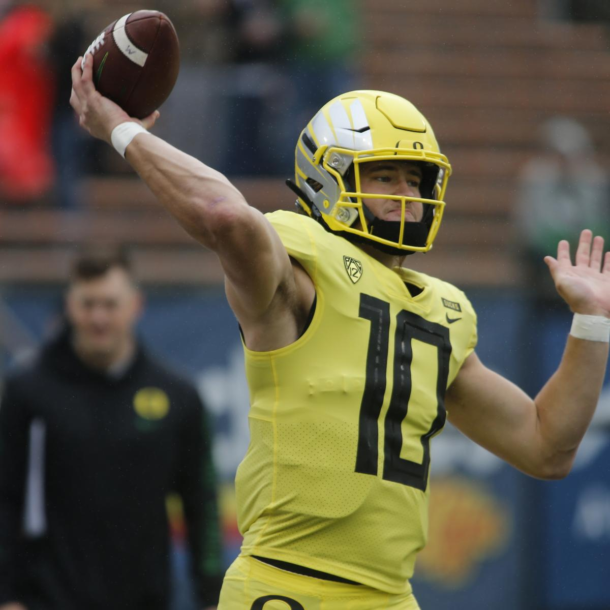 Is There Any Chance the Pac-12 Sends a Team to the College Football Playoff?
