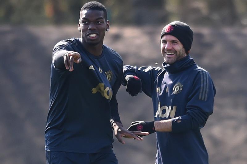 Juan Mata Criticises 'Cowardly' Racial Abuse of Manchester United's Paul Pogba