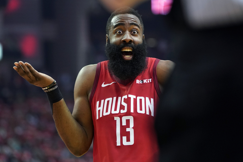 James Harden Says His 2018-19 Season Will Be Discussed 'Even When I'm Gone'