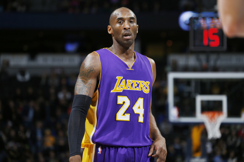 By the Numbers: Where Kobe Bryant Ranks Among MJ, Shaq, Other NBA Greats