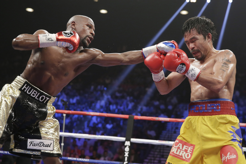 Floyd Mayweather's Father 'Pretty Sure' Rematch vs. Manny Pacquiao Will Happen