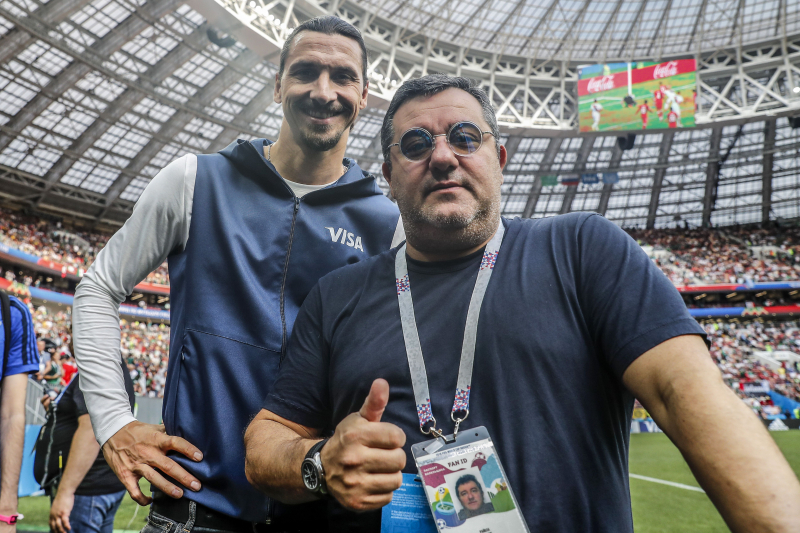 Dr. Mino and Mr. Raiola: The Two Sides of Football's Most Controversial Agent
