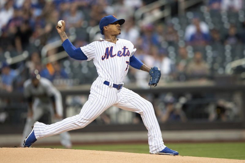 Mets' Marcus Stroman Exits vs. Indians After Suffering Hamstring Injury