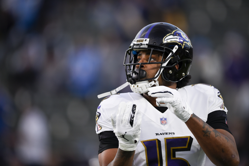 Michael Crabtree, Cardinals Agree to 1-Year Contract After Kevin White Release