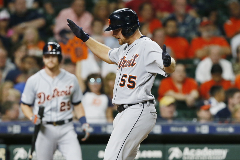 Tigers Beat Astros as Biggest Underdogs to Win MLB Game in 15 Years