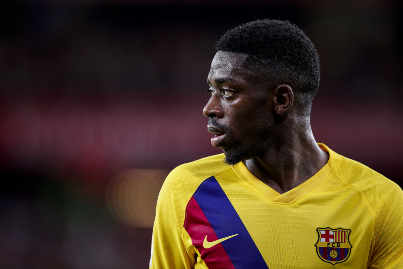 Ousmane Dembele's Agent Says Player 'Does Not Care' About Neymar, Barca Rumours