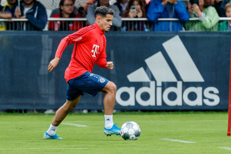 Jurgen Klopp Backs Philippe Coutinho to Shine at Bayern Munich