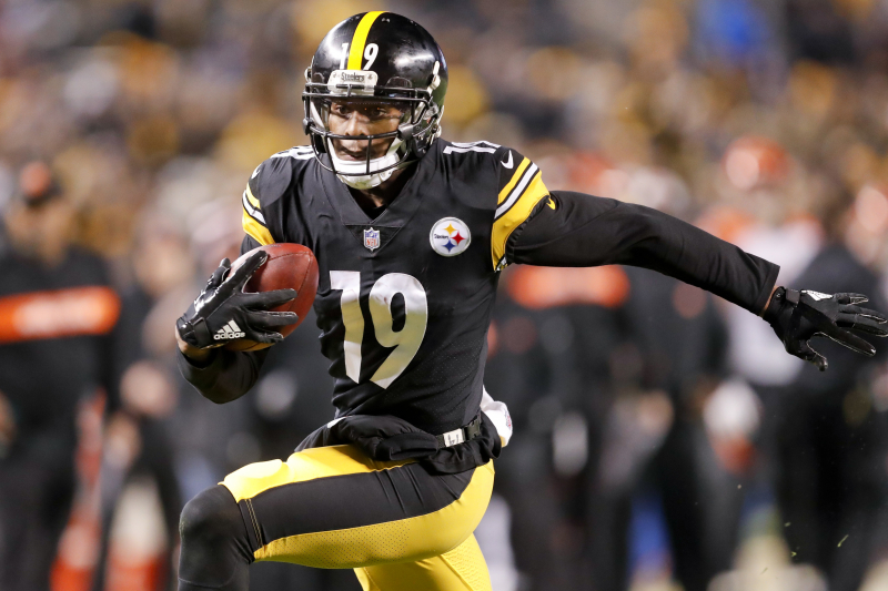 Steelers' JuJu Smith-Schuster Discusses His Game with Antonio Brown with Raiders