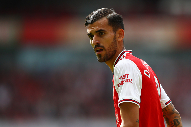 Arsenal's Joe Willock on Dani Ceballos: 'Every Day He's Getting Better'