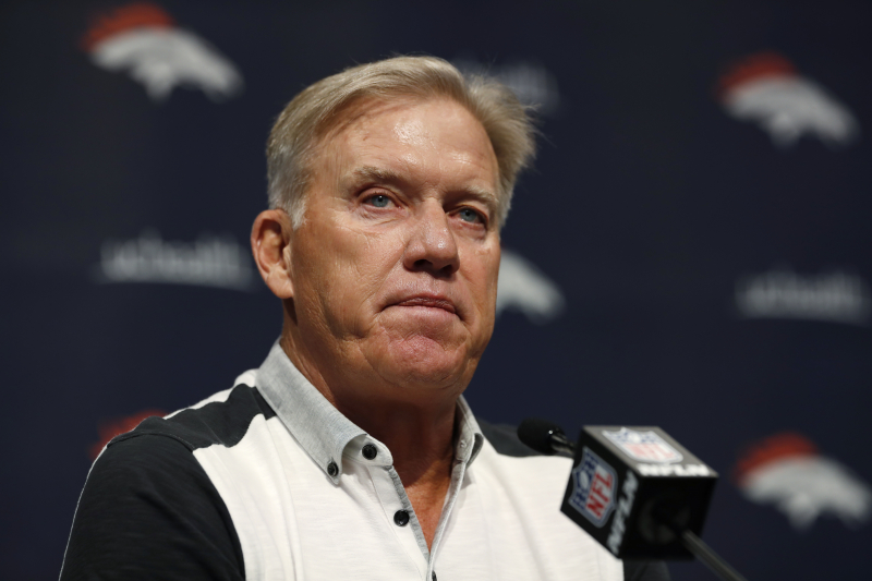 John Elway Underwent Treatment for 'Vikings Disease' Dupuytren's Contracture