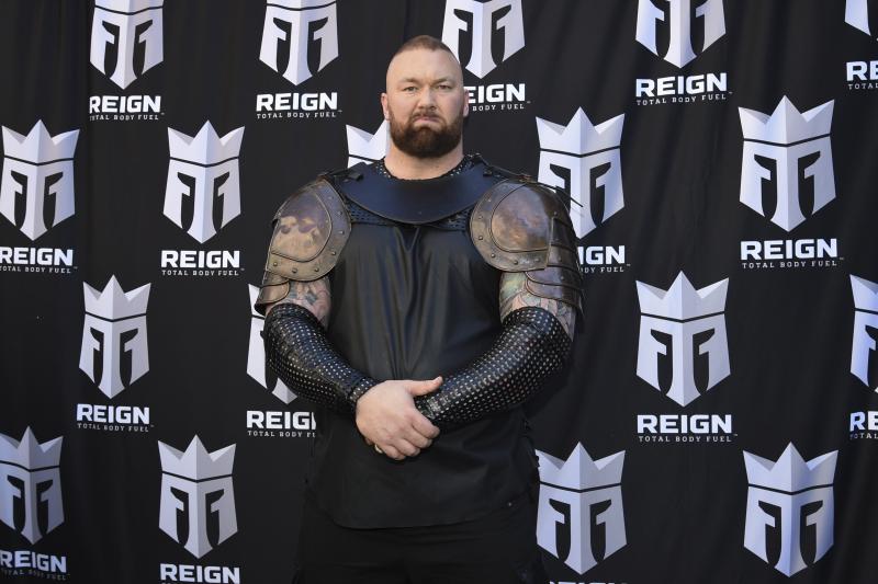 Hafthor Bjornsson Beats Dimitri Vegas' Sub-Zero in Mortal Kombat 11 at Gamescom