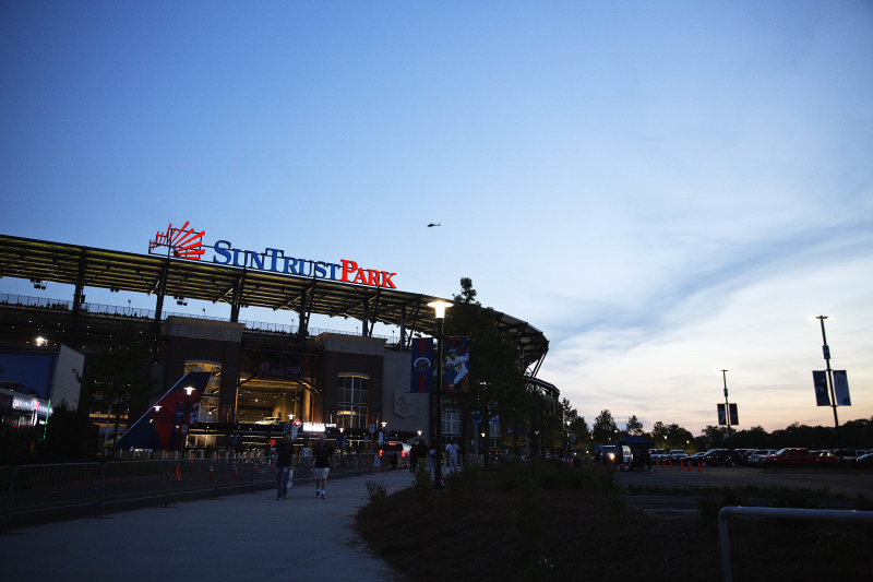Braves Fan Arrested Attempting to Bring Cocaine in Cowboy Boot to SunTrust Park