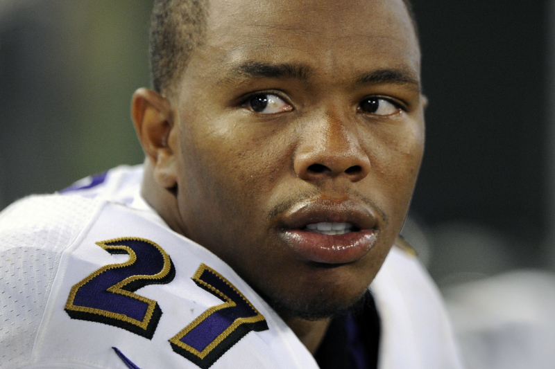 Ray Rice to Speak to Alabama Football Players About Title IX, How to Treat Women
