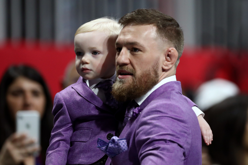Conor McGregor Thinks He Will Fight Again This Year, Wants Rematch with Khabib