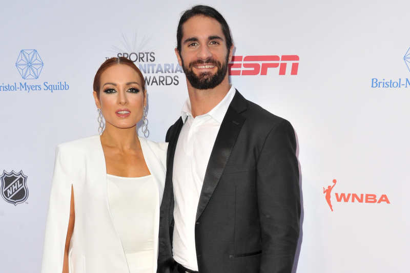 Look: WWE Superstar Becky Lynch Reveals She's Engaged to Seth Rollins