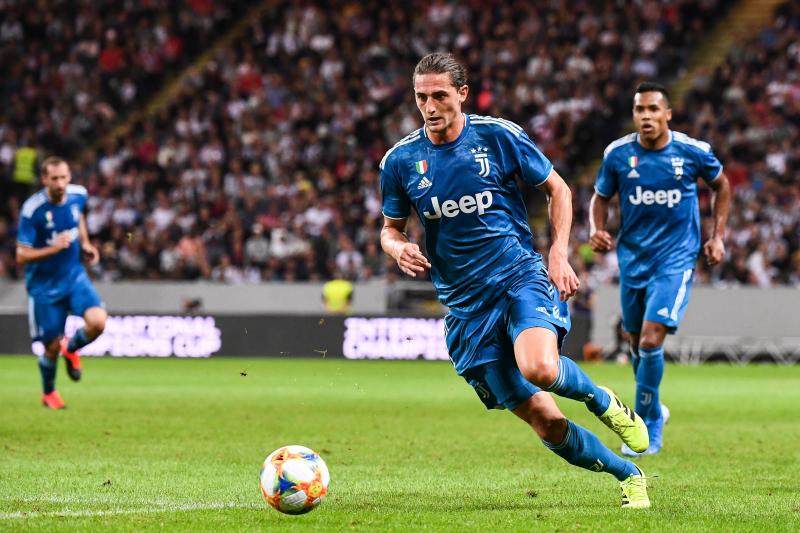 Adrien Rabiot Hails Cristiano Ronaldo's Influence at Juventus