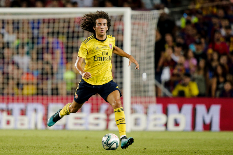 Arsenal's Matteo Guendouzi: 'I Believe We Can Beat Any Premier League Side'