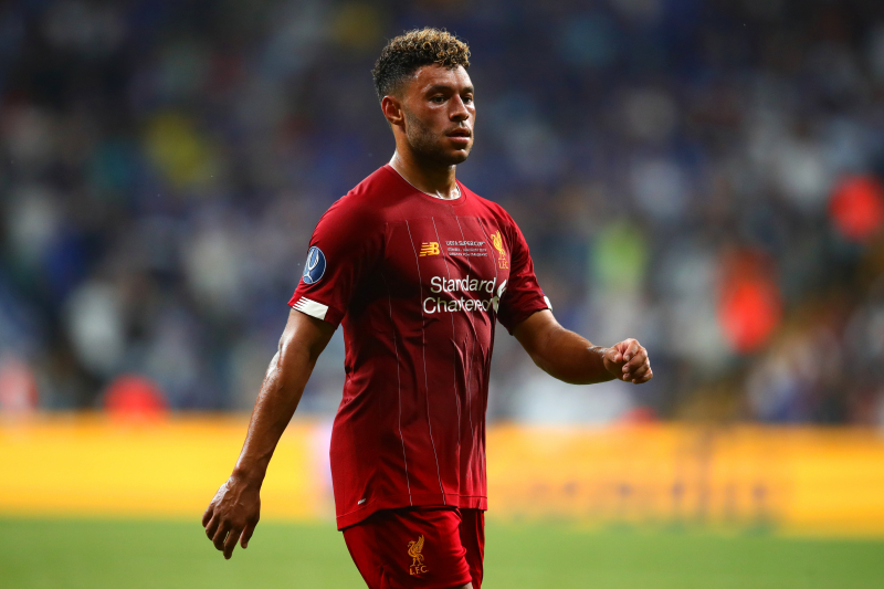 Jurgen Klopp 'Absolutely Delighted' with Alex Oxlade-Chamberlain's New Deal