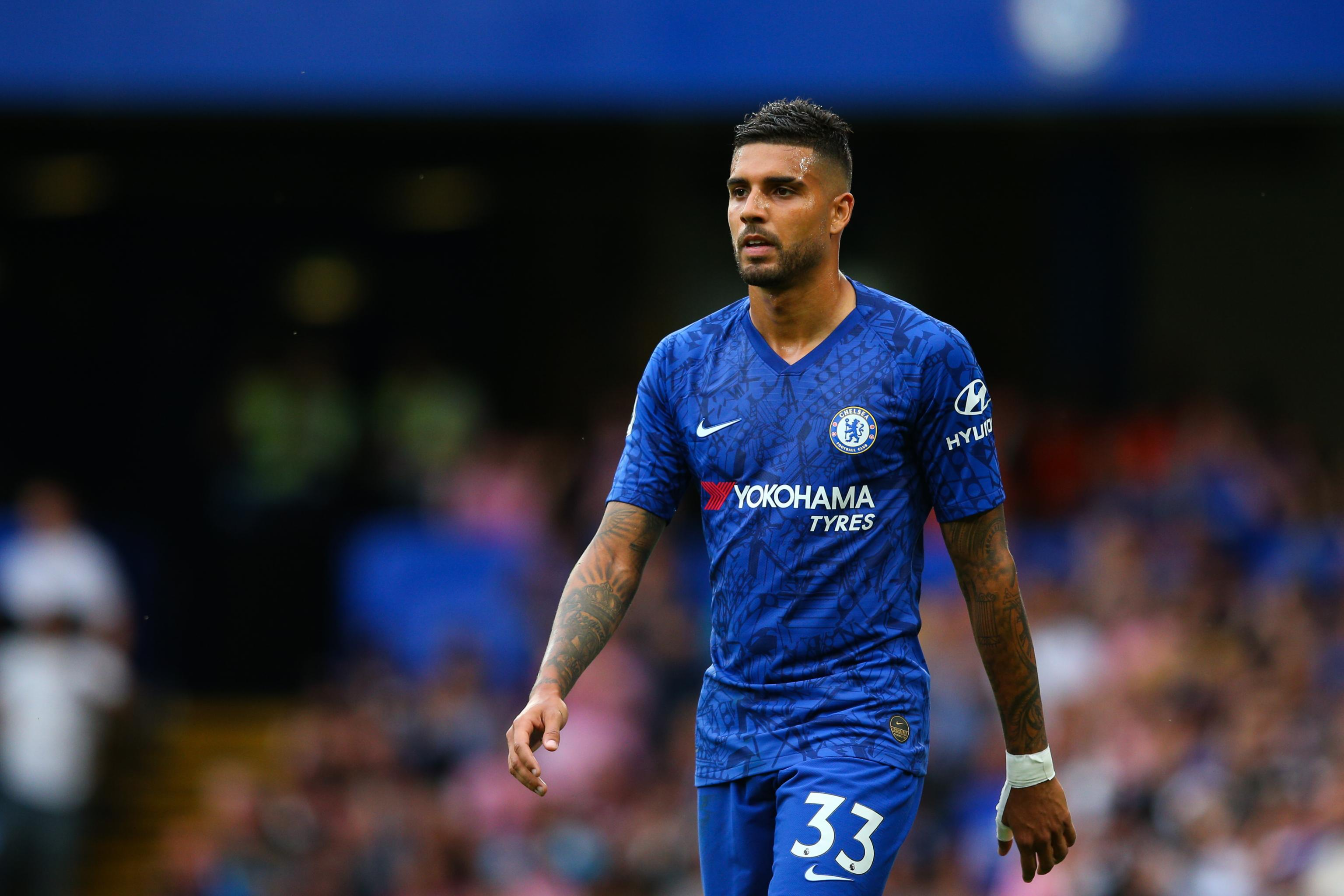 Emerson Palmieri 'Sure the Results Will Come' for Chelsea Under Frank  Lampard | Bleacher Report | Latest News, Videos and Highlights
