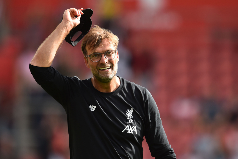 Jurgen Klopp Wants 'Angry,' 'Greedy' Players for Liverpool's Clash with Arsenal